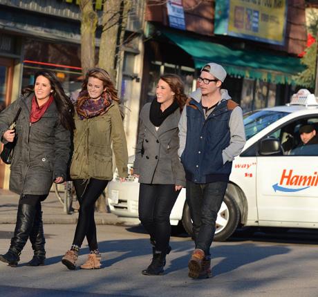 24 Hour Service - Hamilton Cab