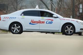Hamilton Cab