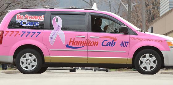 Community Cab - Hamilton Cab
