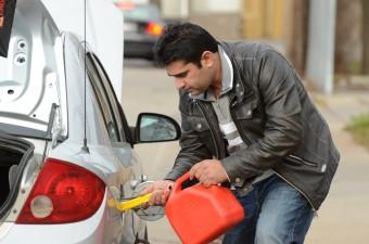 Gas delivery - Hamilton Cab