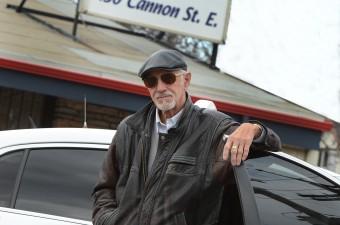 Hamilton Cab driver