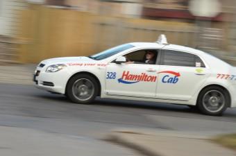 Direct Line - Hamilton Cab