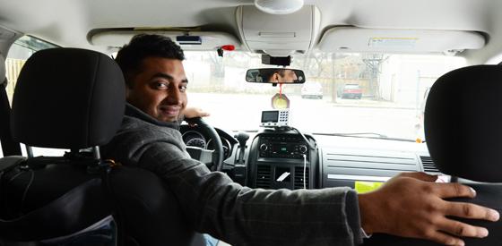Fare Estimator - Hamilton Cab
