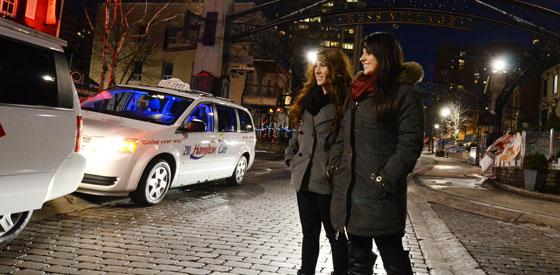 Gift Cards - Hamilton Cab