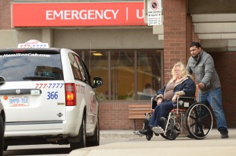 Special Needs - Hamilton Cab