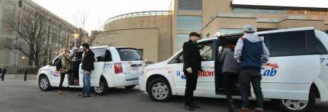Van Service - Hamilton Cab